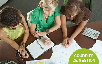 COURRIER GESTION